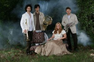 Kuna Valéria és a Fourtissimo zenekar